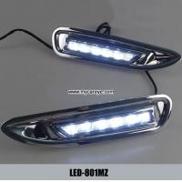 Wholesale MAZDA 6 Mazda Atenza DRL LED Daytime driving Lights car front daylight from china suppliers