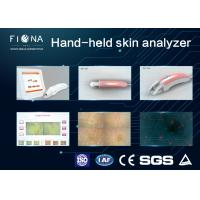 Wholesale Digital Skin Scanner Uv Analysis Machine , Face Analysis Machine With Handle from china suppliers