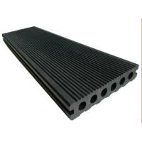 Wholesale 140x25mm WPC Hollow Decking , Composite Decking Plank from china suppliers