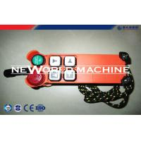 Wholesale F21-4S Industrial Radio remote control For single-speed single-hook / hoist from china suppliers