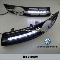Wholesale Volkswagen VW Passat 06-09 DRL LED Daytime Running Lights Car driving daylight from china suppliers
