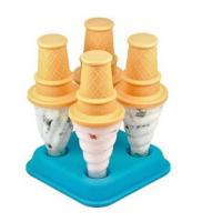 Wholesale Ice Cream Pop Molds - Set of 4 from china suppliers