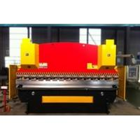 Quality CNC Controller Sheet Shearing Machine Wc67y - 160 / 4000 mm Sheet Metal Bending Machine for sale