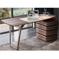 Wholesale American Dark Walnut Wood Furniture Nordic design of Writing Desk Reading table in Home Study room Office Furniture from china suppliers