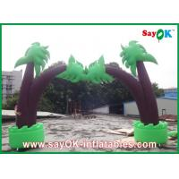 Wholesale Green Tree Oxford Cloth Inflatable Tree Decoration For Festival from china suppliers