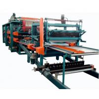 Wholesale Double Belt PU Sandwich Panel Making Machine Automatic For Roof Wall Panel from china suppliers