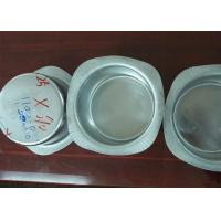 Wholesale 1000 Series H14 Blank Aluminum Discs Bright Silver For Steamer Cooker from china suppliers