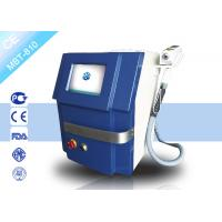 Wholesale 1064nm / 532nm Q Switched Nd Yag Laser Tattoo Removal Machine 1HZ ~ 10HZ from china suppliers