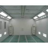 Wholesale Stand alone water spray booth from china suppliers