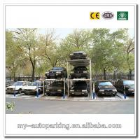 Wholesale Residential Pit Garage Parking Car Lift Automated Car Parking Solution Smart Car Parking from china suppliers