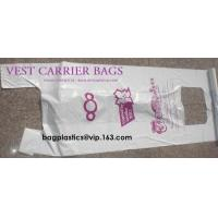 Wholesale T SHIRT Bags, Charity bags, Carrier BAGS, Refuse SACKS, Bin Liners, Nappy bags, Draw strin from china suppliers