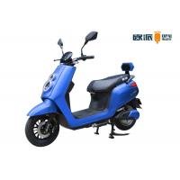 Wholesale LCD Meter Moped Electric Scooter For Girls Double Alarm / Remote from china suppliers