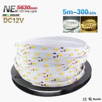 Wholesale Foxanon LED Strip light 5630 DC12V 5M 300led Flexible 5730 Bar Light Super Brightness Non-waterproof Indoor Home from china suppliers