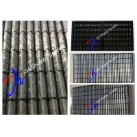 Wholesale Black Swaco Mongoose Shaker Screens Composite Steel Frame Linear Type from china suppliers