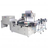 Wholesale Automatic Thermal Shrink Packing Machine Tissue Box Bundling Machine from china suppliers