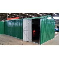Wholesale Prefabricated Outdoor Large Waterproof Steel Car Garage / Shelter For Hotel / Office from china suppliers