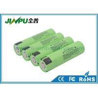 Wholesale Bicycle Light 2900Mah Lithium Battery Cells / 18650 Li - Ion 3.7 V Rechargeable Battery from china suppliers