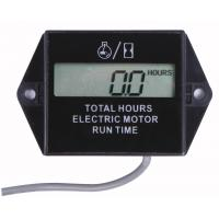 Wholesale RL-HM011C self powered AC / DC solid state 7 segment display Electric Motor Inductive Hour Meter from china suppliers