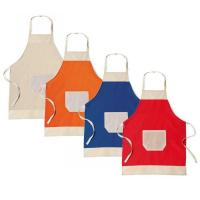 Wholesale New Design Wholesale Cotton Kitchen Apron from china suppliers
