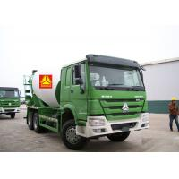 Wholesale SINOTRUK HOWO-7 Mixer Truck ZZ5257GJBN3641W 6X4 self loading mixer truck from china suppliers