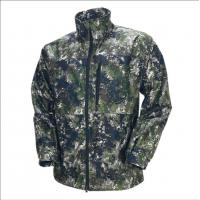 100% Polyester Warm Camouflage Hunting Suit Camo Waterproof Hunting Jacket