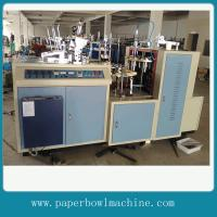 Quality Double pe paper cup machine from China for sale