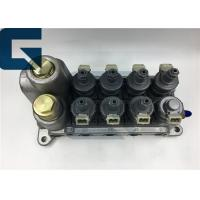 Buy cheap EX200-5 Excavator Spare Parts / Electric Solenoid Hydraulic Valve 9218370 from wholesalers