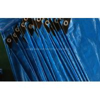 Wholesale China Blue Waterproof Waterptoof Tarpaulin Cover from china suppliers