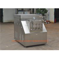 Wholesale Hydraulic Operating High Pressure Manual Homogenizer Machine For powder from china suppliers