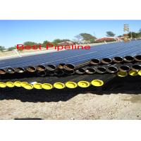 E155 E275 Cold Drawn ERW Steel Pipe / ERW Precision Steel Tubes With Hydraulic for sale