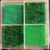 Buy cheap Soccer Field Artificial Turf Infill TPV Rubber Granules Recyclable For Outdoor from wholesalers