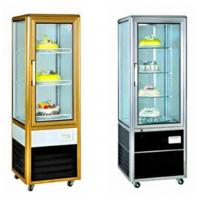 Wholesale Small Freestanding Food Showcase Refrigerator Open Cooler For Convenience Store from china suppliers
