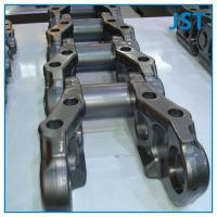 Buy cheap Big Size Heavy Duty Cranked Plate Steel Pintle Chain from wholesalers