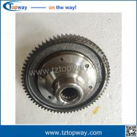 Wholesale electric tricycle 71teeth 35mm bore differential gear for tuk tuk passenger rickshaw from china suppliers