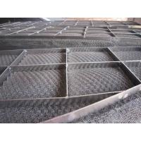 Wholesale Anti-Corrosion Knitted Wire Mesh/Mesh Mist Eliminator /  Stainless Steel YORK MESH Demister Mist Eliminator from china suppliers