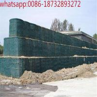 Wholesale wire mesh gabion hesco bassion/military barrier/Hesco Barriers For Sale /Hesco Bastion/Hesco/military used bastion from china suppliers