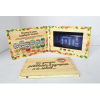 Wholesale Customized 4.3 inch foldable promotional video booklet  /  video in print from china suppliers