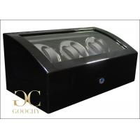 Wholesale Battery Powered Watch Winder Boxes / Electronic Watch Winder from china suppliers