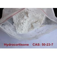 Wholesale Pharmaceutical Grade Steroid Hormones Bodybuilding Hydrocortisone Raw Powder from china suppliers