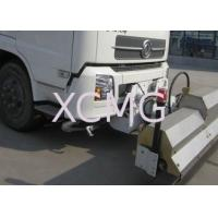 Buy cheap Multifunctional Special Purpose Vehicles , High Pressure Washing Truck For Irrigation from wholesalers