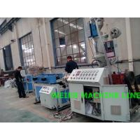Wholesale PA nylon Double Wall Corrugated Pipe Machine With High Speed , 380V from china suppliers
