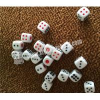 Buy cheap Gamble Trick Omnipotent Mercury Dice To Get Any Pip You Need from wholesalers