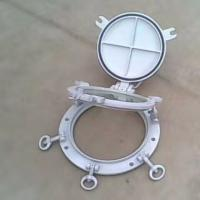 Buy cheap Marine Openable Portlights Marine Ships Weathertight Portholes With Storm Cover from wholesalers