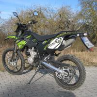 Wholesale Shineray 12kw 4 Stroke 250cc Supermoto Dirt Bike Motorcycle 80km/H from china suppliers