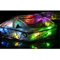 RGB Fexible Garden String Lights Brightness Waterproof For Decoration