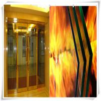 Wholesale 6-19mm Fire rated door glass , firep roof laminated float glass panels from china suppliers
