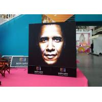 Wholesale High Definition P3.9 Foldable Led Screens , Digital Remote Led Video Wall Display For Hire from china suppliers