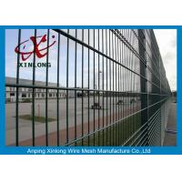 Wholesale Durable Swimming Pool Security Fence , Airport Security Fence 50*200mm from china suppliers