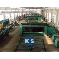 Wholesale 2m X 1m X 1m Gabion Machine Reno Mattress Machine Edge Winding Up Machine from china suppliers