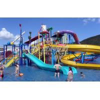 Wholesale Outdoor Water Games Aqua Playground , Big Water House For Children and Adults from china suppliers